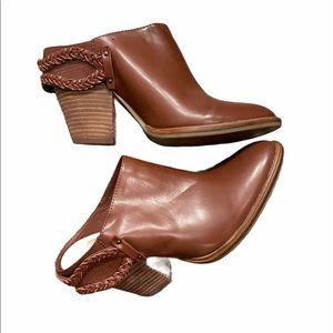Dolce Vita brown mules